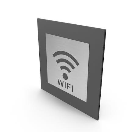 Знак WiFi