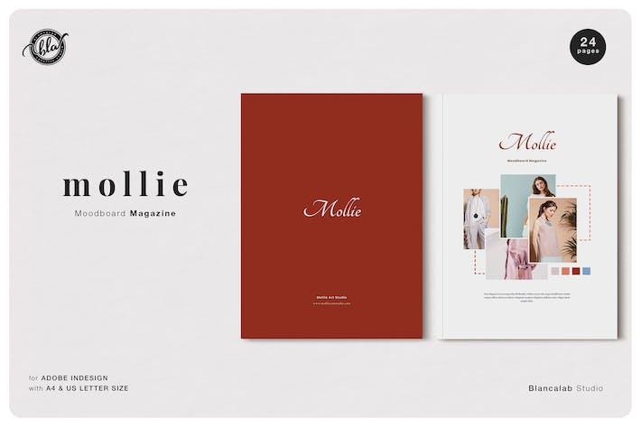 MOLLIE Moodboard Magazine