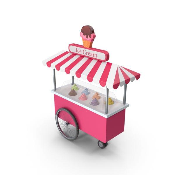 Палатка для мороженого