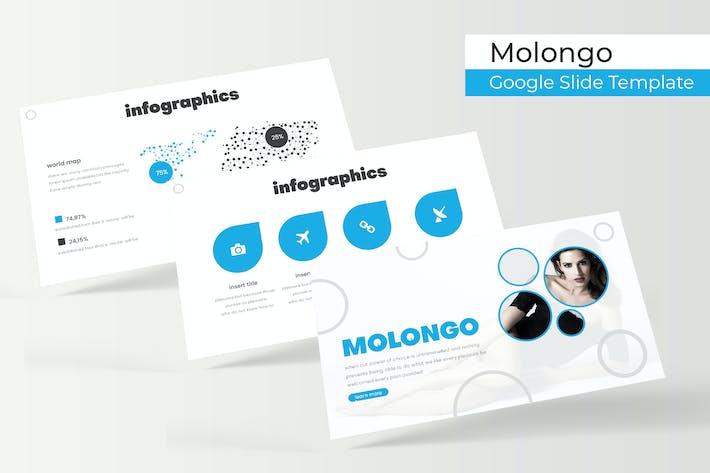 Thumbnail for Molongo - Google Slides Template