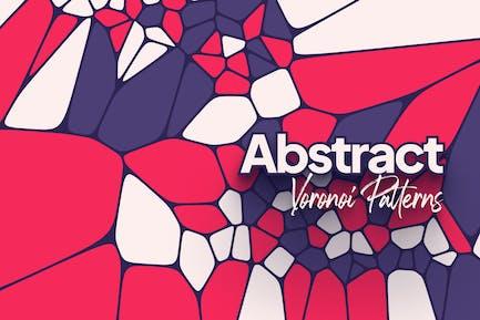 Abstract Voronoi Patterns