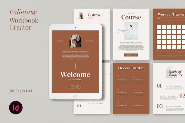 Kaliurang - Workbook Creator Template