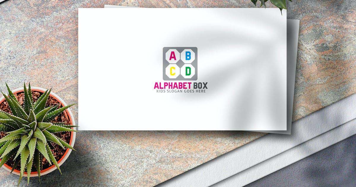 Download Alphabet Box Logo by Voltury