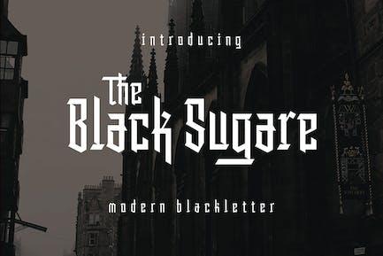 The Black Sugare