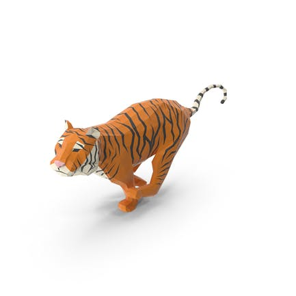 Низкий поли-тигр