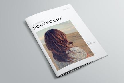 Photography portfolio templete