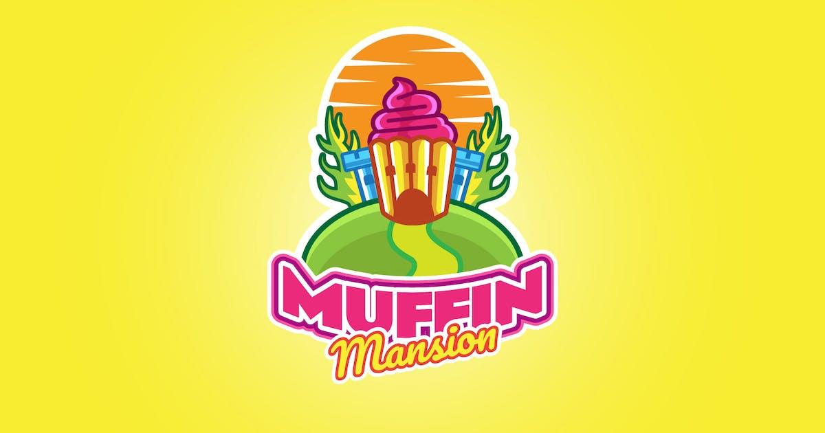 Download Muffin - Mascot Logo by aqrstudio