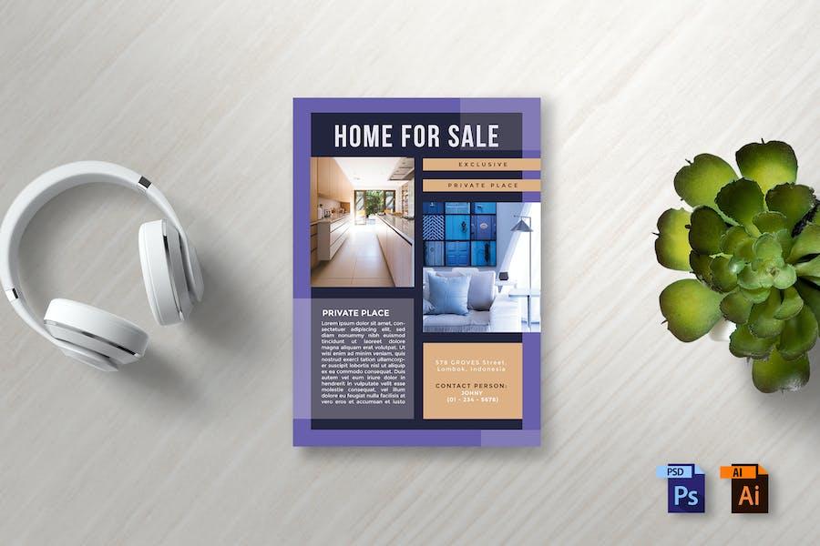 Real Estate Flyer Vol 3