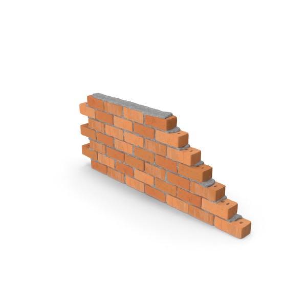 Brick Wall Section