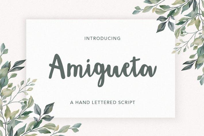 Thumbnail for Amigueta Script