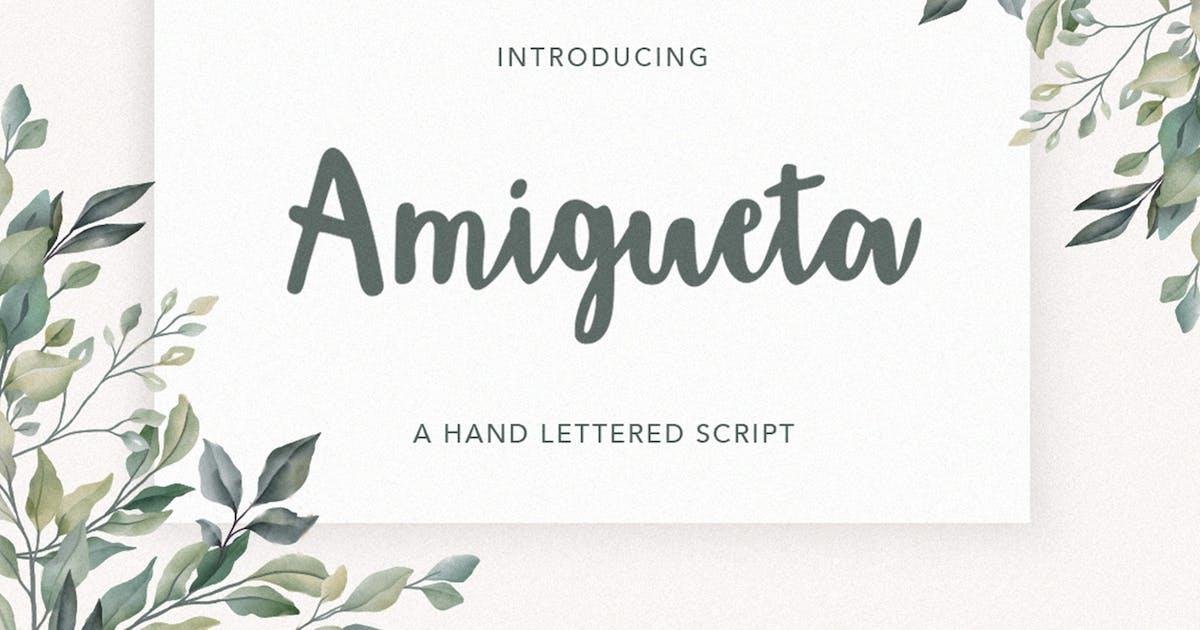 Download Amigueta Script by Solidtype