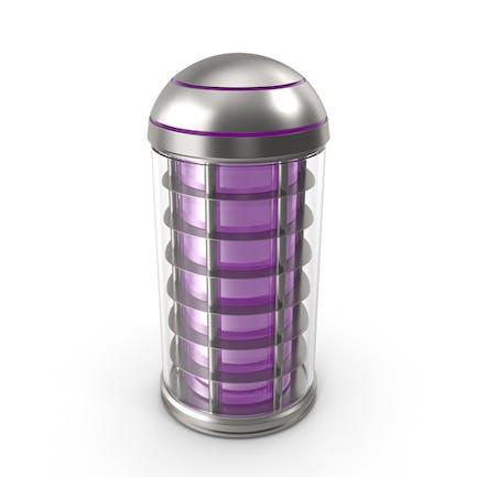 Chemical Cartridge Violet