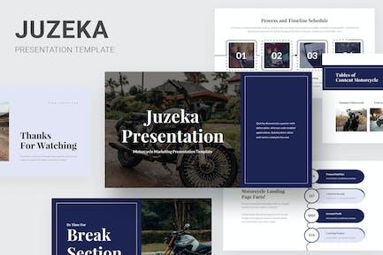 Juzeka - Motorcycle Dealer Keynote