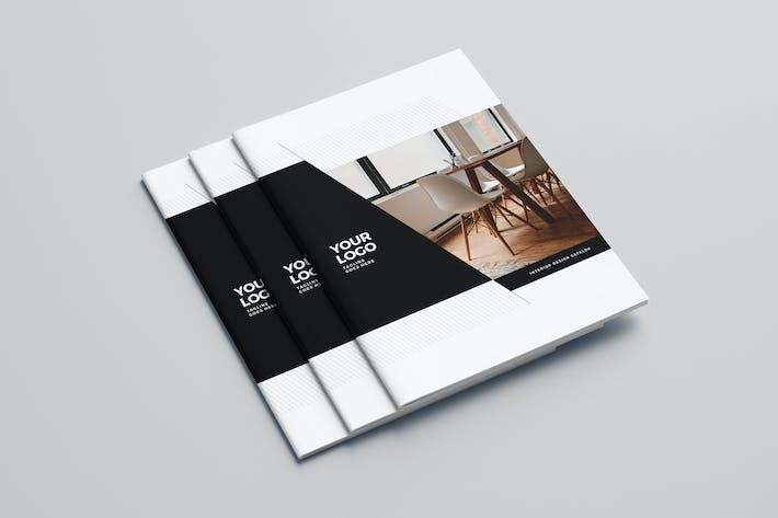 Thumbnail for Minimal Interior Design Catalog 2