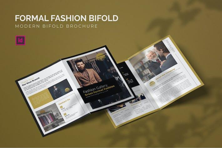 Formal Fashion - Bifold Brochure