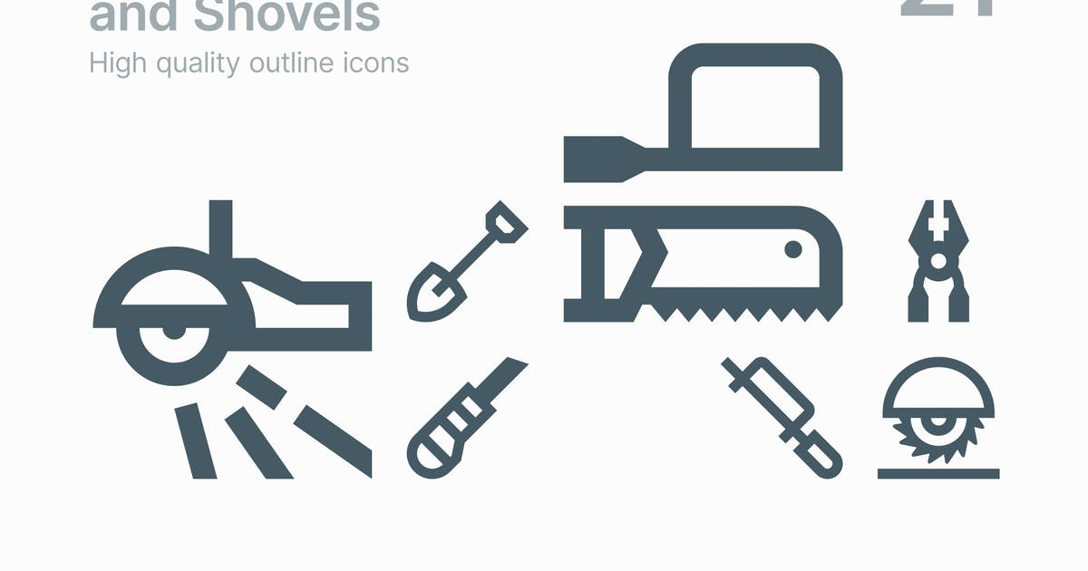 Download Saws, Pliers, Cutters, and Shovels by polshindanil