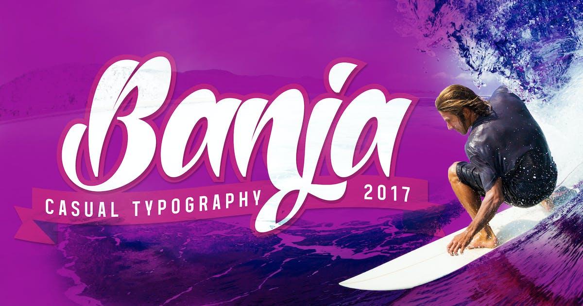 Download Banja by Typogama
