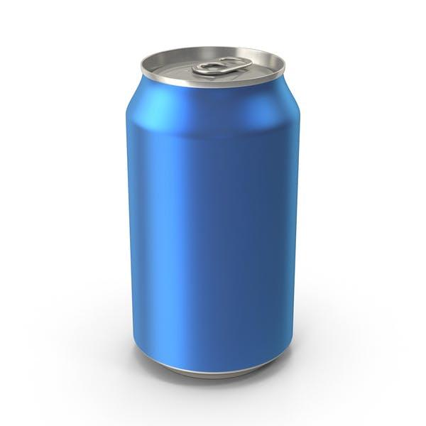 Bote azul genérico 355 ml.