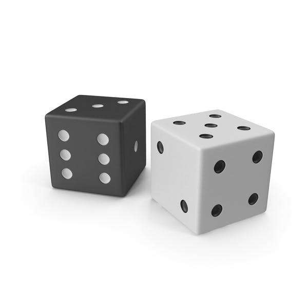 Thumbnail for Черно-белые игры в кости