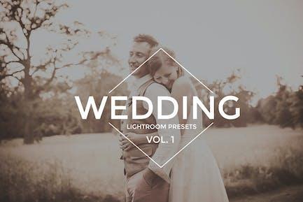Wedding Presets Vol. 1