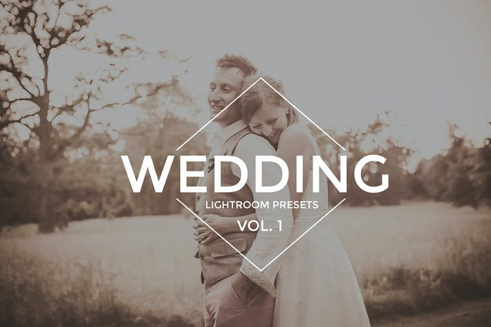 Thumbnail for Wedding Presets Vol. 1