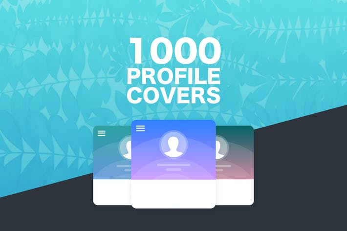 Thumbnail for 1000 couvre-profilés colorés