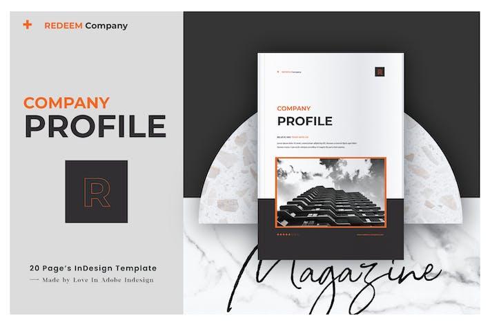 Thumbnail for REDEEM - Creative Company