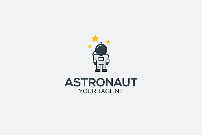 Thumbnail for Astronaut Logo