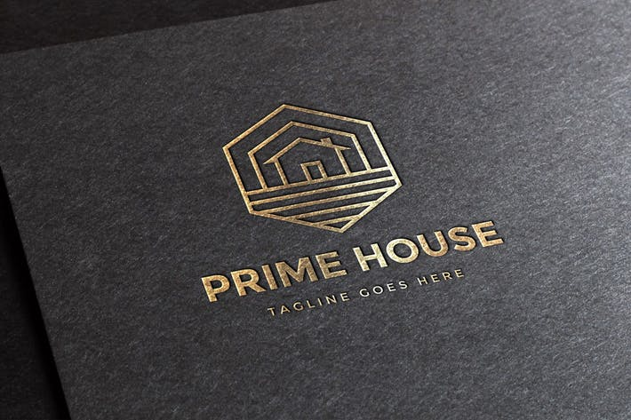 Thumbnail for Prime House Logo Template