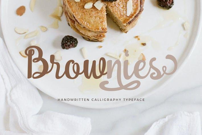 Thumbnail for Script de brownies