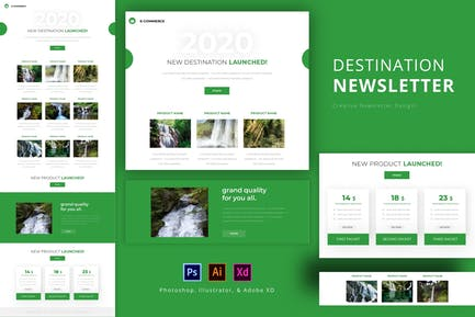 Destination Newsletter
