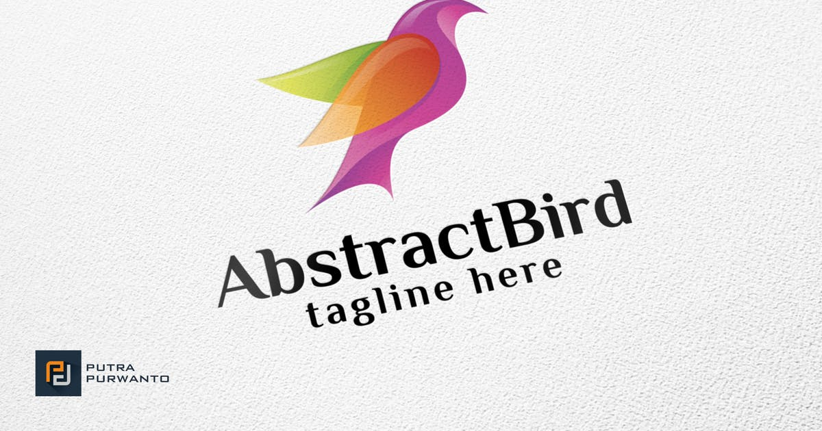 Download Abstract Bird - Logo Template by putra_purwanto