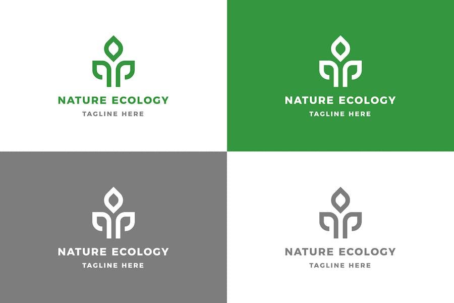 Nature Ecology - Logo Template