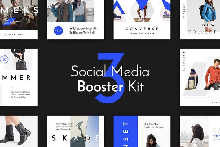 Thumbnail for Social Media Booster Kit 3