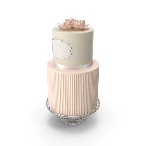 Thumbnail for Pink Flower Cake