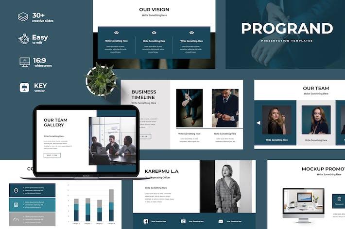 Progrand – Keynote Presentation