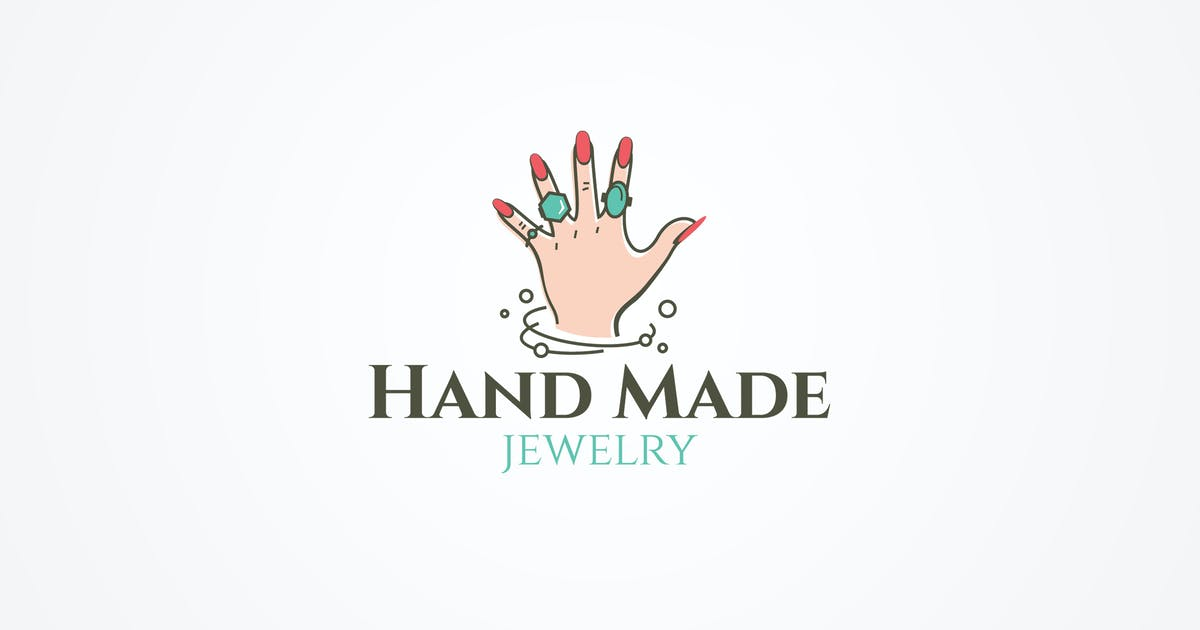 Download Jewelry Logo Template by floringheorghe