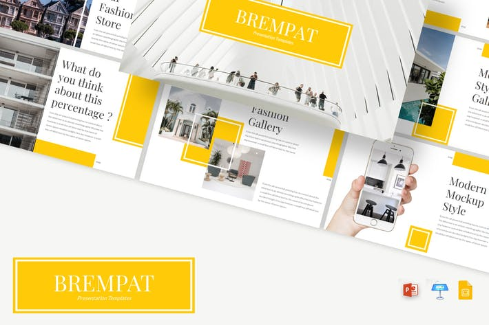 Cover Image For Brempat - Powerpoint/Google Slides/Keynote Templat