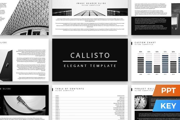 Thumbnail for Шаблон презентации Callisto