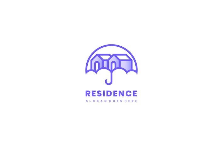 Houses Residence Logo