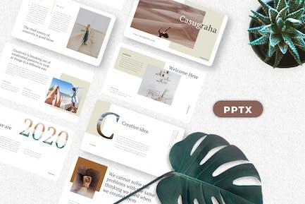 Casugraha - Creative Powerpoint Templates