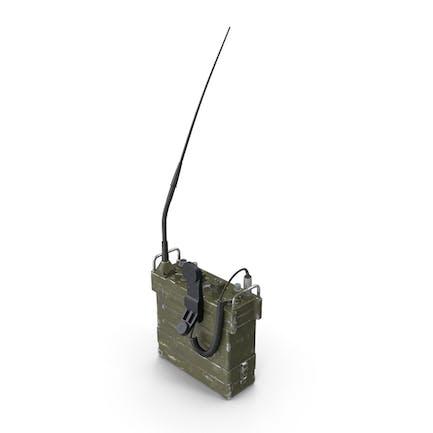 Transceptor portátil AN/PRC-77 (Radio de comunicaciones)