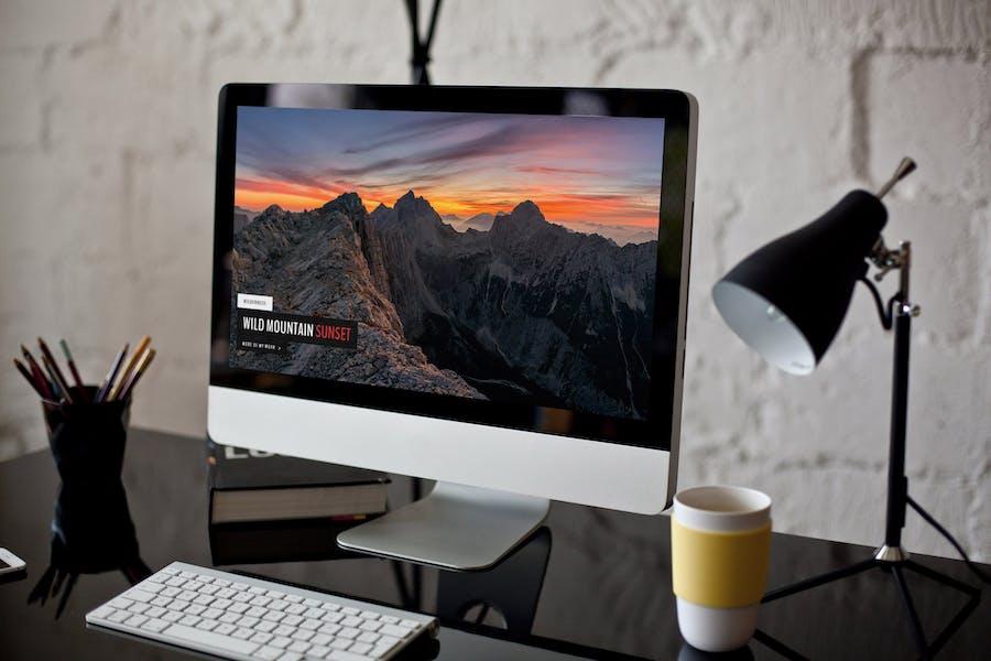 Dreamscape - A WordPress Photography Blog Theme