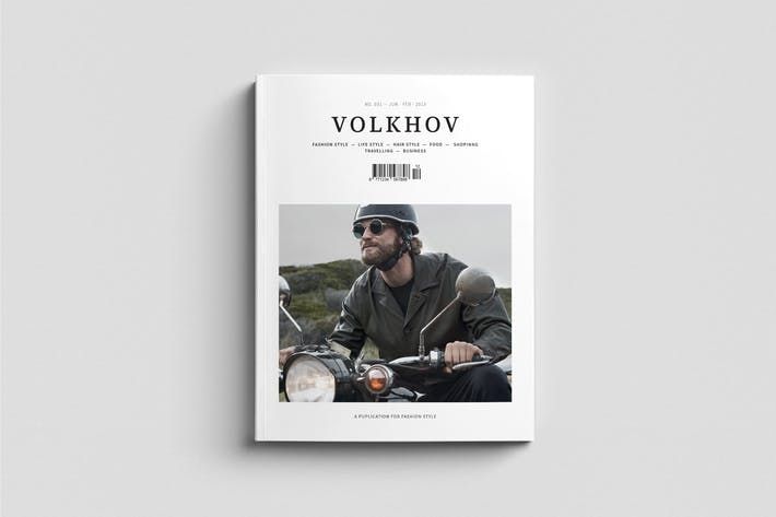 Thumbnail for Volkhov Magazine