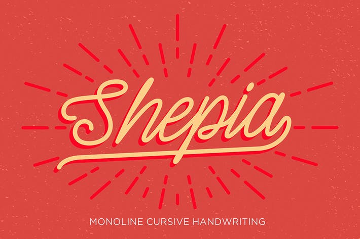 Thumbnail for Shepia Script
