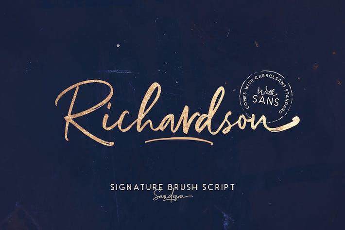 Thumbnail for Richardson - Signature Brush
