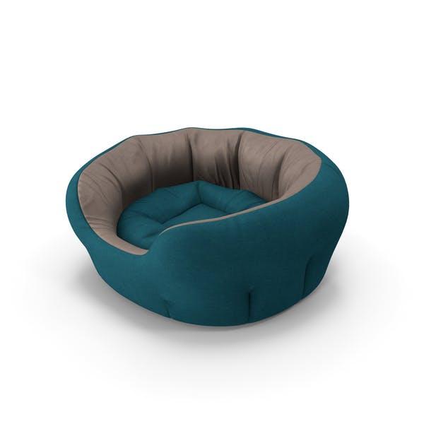 Pet Bed Blue