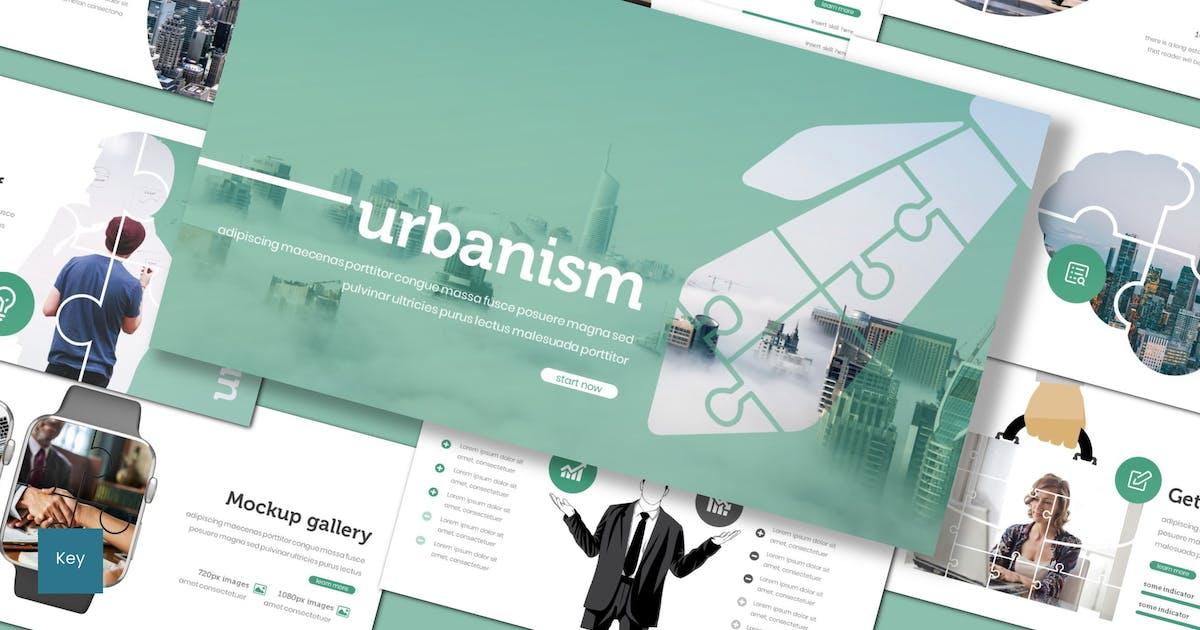 Download Urbanism - Keynote Template by inspirasign