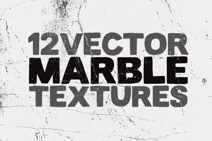 Thumbnail for Vector Marble Textures x12
