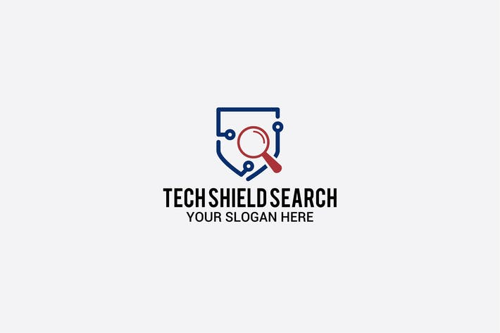 Thumbnail for tech shield Search